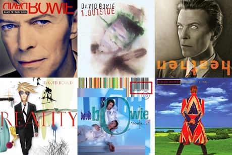 David Bowie 1993-2003