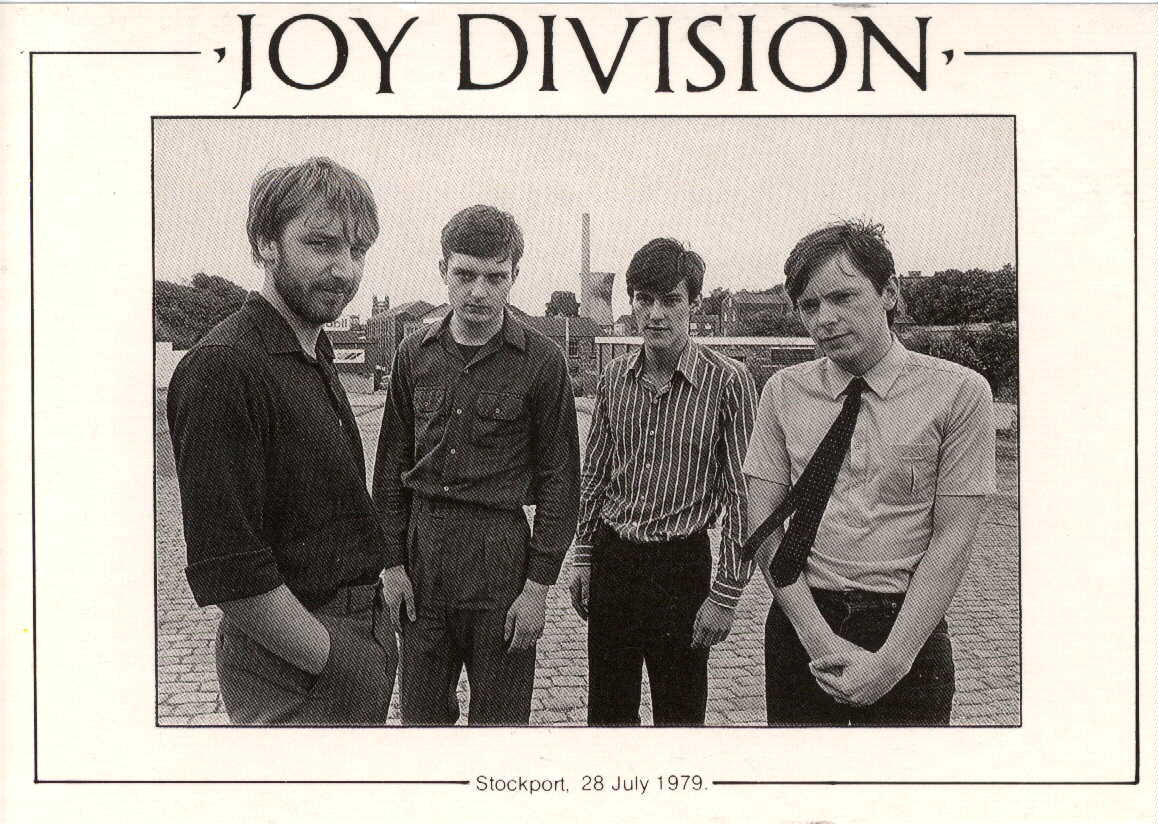 Joy Division Covers